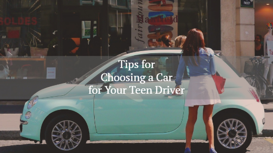 picking a car for your teenager